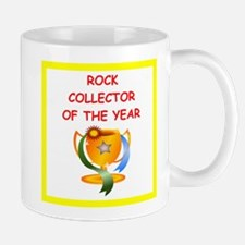 rock collector Mugs