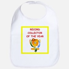 record collector Bib