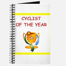 cyclist, Journal