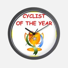 cyclist, Wall Clock