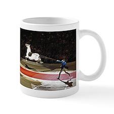 Lipizzaner In Flight Mug