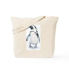 Penguin Personality Tote Bag