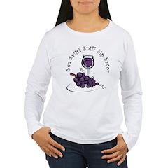 Red Wine 5 S's T-Shirt