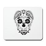 Skull decorative Mousepad