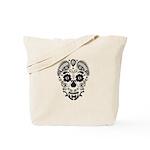 Skull decorative Tote Bag