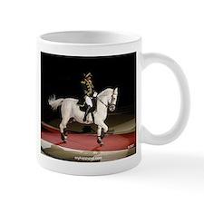 Lipizzaner Stallion Small Mug