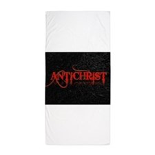 antichrist Beach Towel