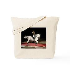 Lipizzaner Stallion Tote Bag