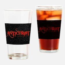 antichrist Drinking Glass