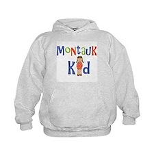Montauk Kid Girls Hoodie