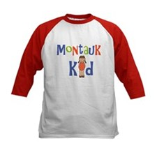 Montauk Kid Girls Tee