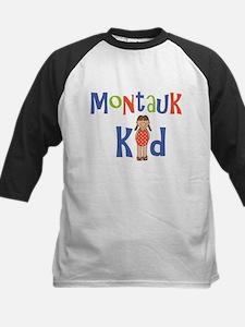Montauk Kid Girls Tee