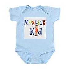 Montauk Kid Girls Infant Bodysuit