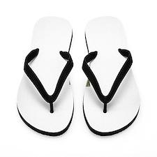 Jack Russell Flip Flops