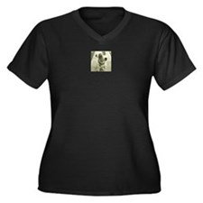Jack Russell Plus Size T-Shirt