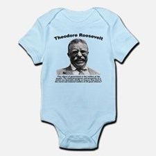 TRoosevelt: Welfare Infant Bodysuit