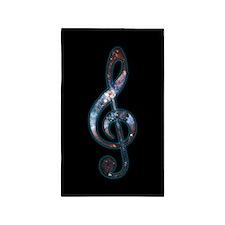 Music is Universal Area Rug