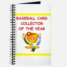 baseball cards Journal