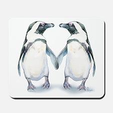 Penguin Pals Mousepad
