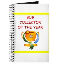 bug collector Journal