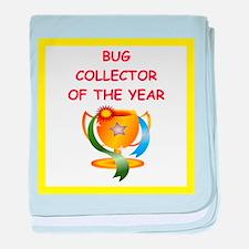 bug collector baby blanket