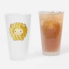 Bubble Sheep Drinking Glass