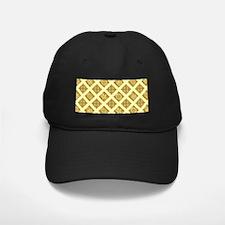 FLORAL & PLAID Baseball Hat