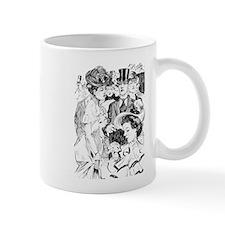 1900s vintage victorian Mugs