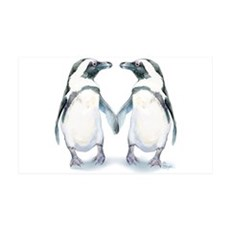 Penguin Pals Wall Decal