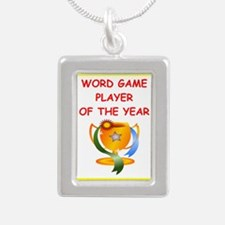 word games Necklaces