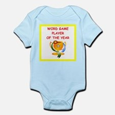 word games Body Suit