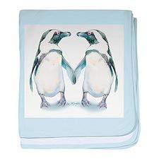 Penguin Pals Baby Blanket