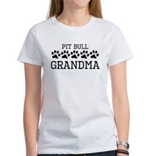 Pit Bull Grandma T-Shirt