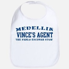 Vince's Agent - Medellin Bib