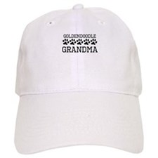 Goldendoodle Grandma Baseball Baseball Cap