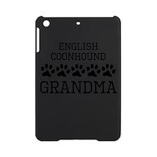 English Coonhound Grandma iPad Mini Case
