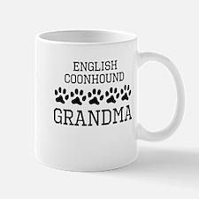 English Coonhound Grandma Mugs