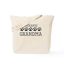 Cockapoo Grandma Tote Bag