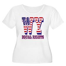 Wyoming WY Eq T-Shirt