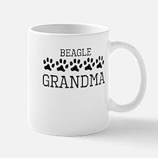 Beagle Grandma Mugs