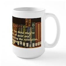 Subversive Librarians Mugs