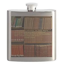 Subversive Librarians Flask
