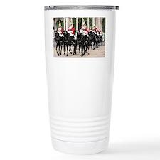 Royal Household Cavalry Travel Coffee Mug