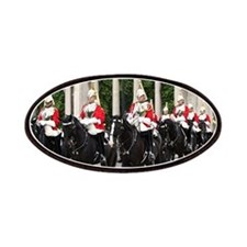 Royal Household Cavalry, London, England Patches