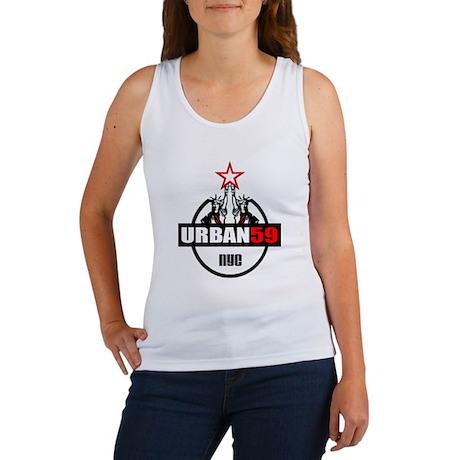 """Urban59 Studio NYC"" Logo II Women's Tank Top"