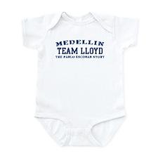 Team Lloyd - Medellin Infant Bodysuit