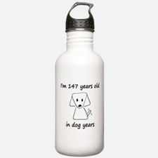 21 dog years 6 Water Bottle