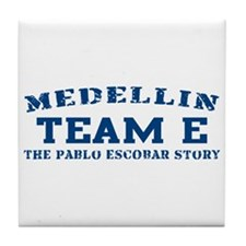 Team E - Medellin Tile Coaster