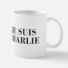 Je suis Charlie-Bod black Mugs