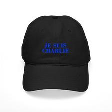 Je suis Charlie-Bod blue Baseball Hat